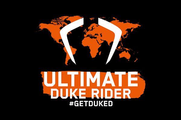 #UltimateDukeRider
